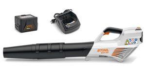 BGA 56 con batería AK 20 y cargador AL 101 - Sin hojas y bajo sonido