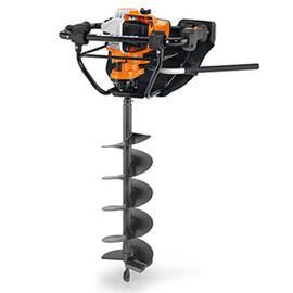 BT 131 - Hoyadora de un usuario con motor 4-MIX®